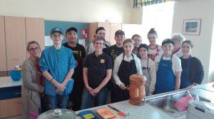 NMS Kochen mit Fr. Pointner